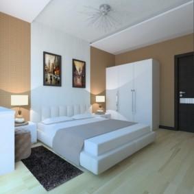спальня 14 кв метров идеи дизайн