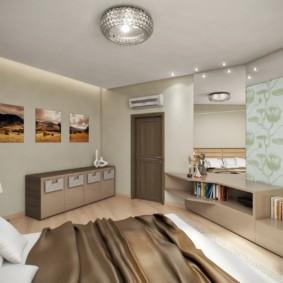 спальня 14 кв метров идеи варианты