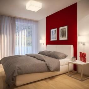 спальня 14 кв метров красивый интерьер