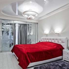 спальня площадью 5 на 5 метров идеи интерьера