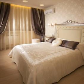 спальня площадью 5 на 5 метров идеи оформление