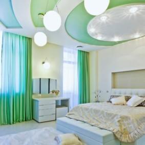 спальня площадью 5 на 5 метров идеи вариантов