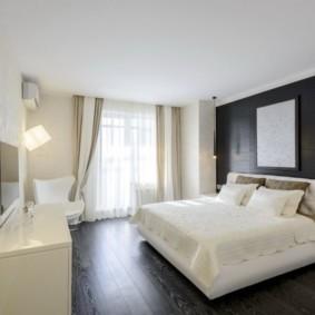 спальня площадью 5 на 5 метров виды дизайна