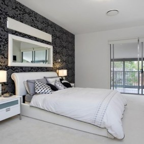 спальня площадью 5 на 5 метров виды декора
