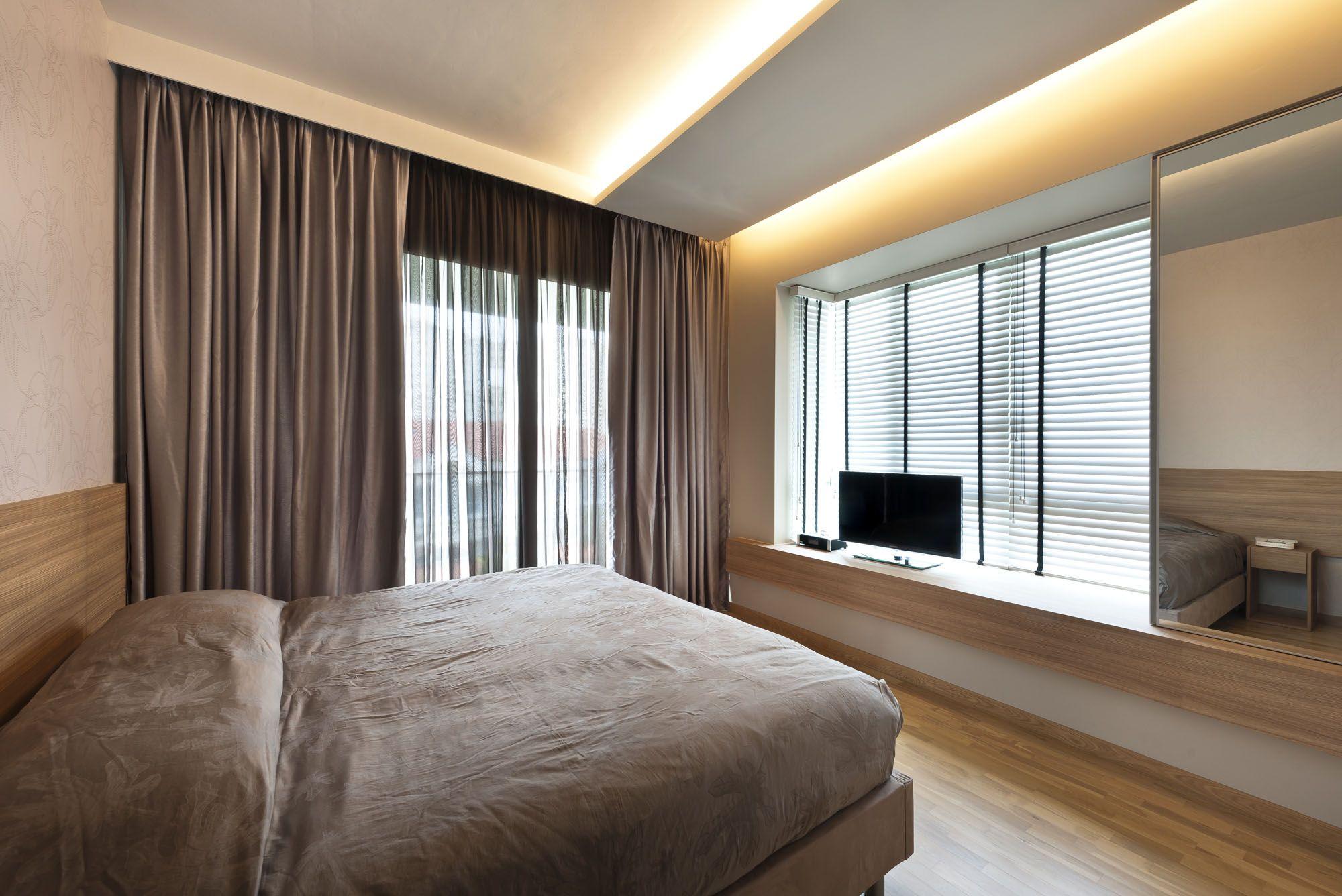спальня площадью 5 на 5 метров оформление