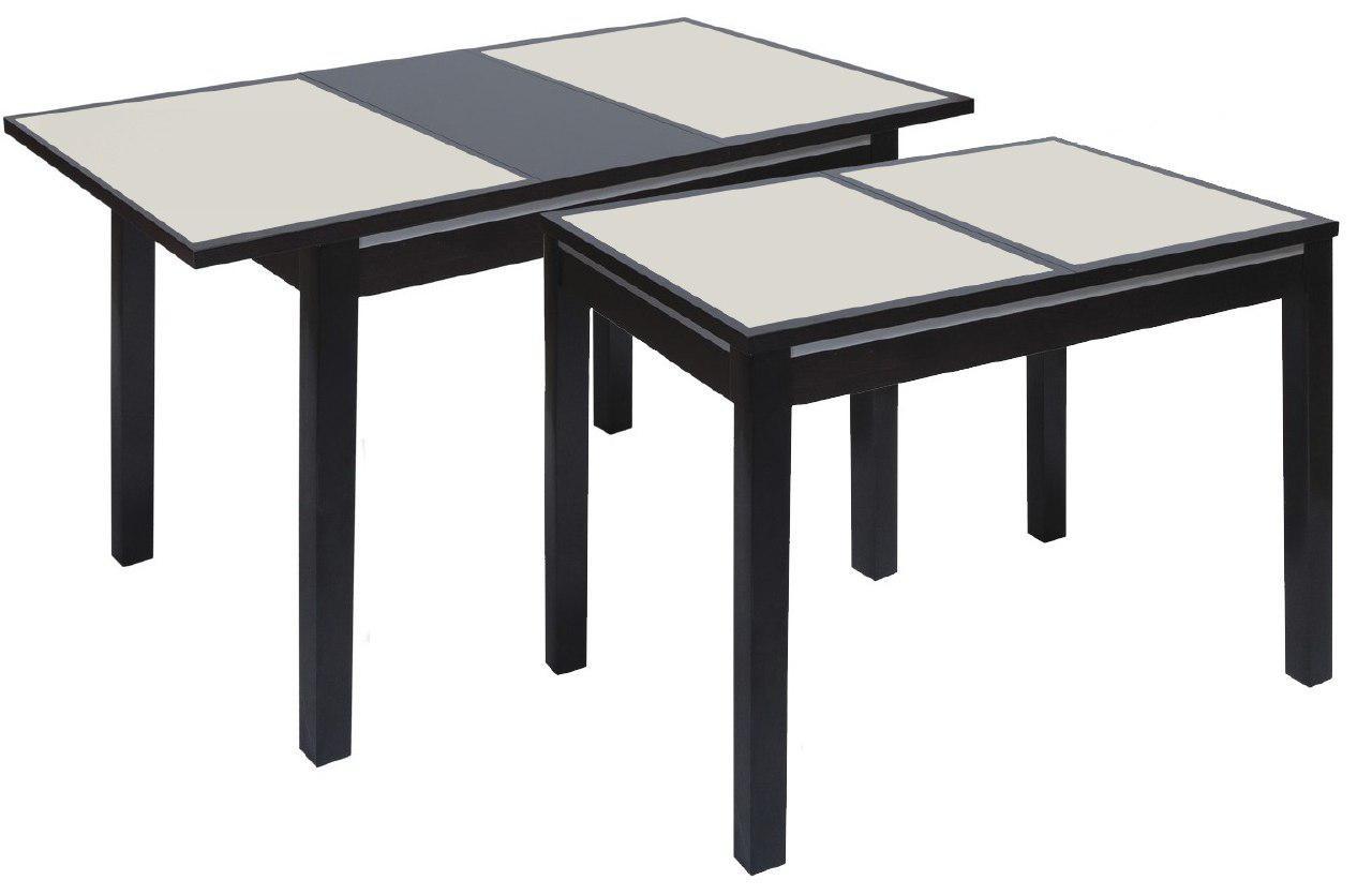 стол из камня раздвижной