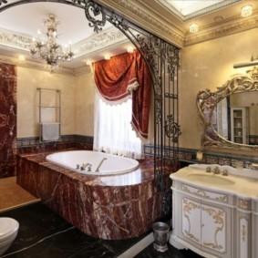 столешница в ванную фото оформления