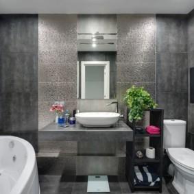 столешница в ванную виды фото