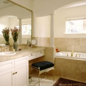 столешница в ванную фото идеи