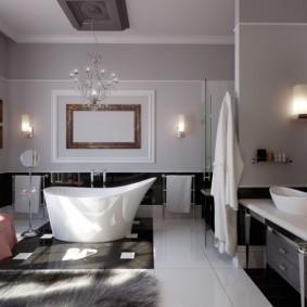 столешница в ванную дизайн фото