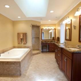 столешница в ванную идеи дизайн