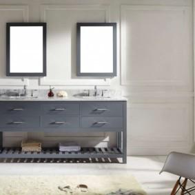 столешница в ванную идеи дизайна