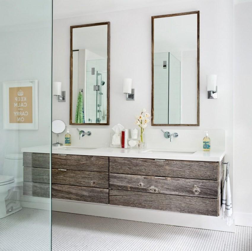 столешница в ванную виды