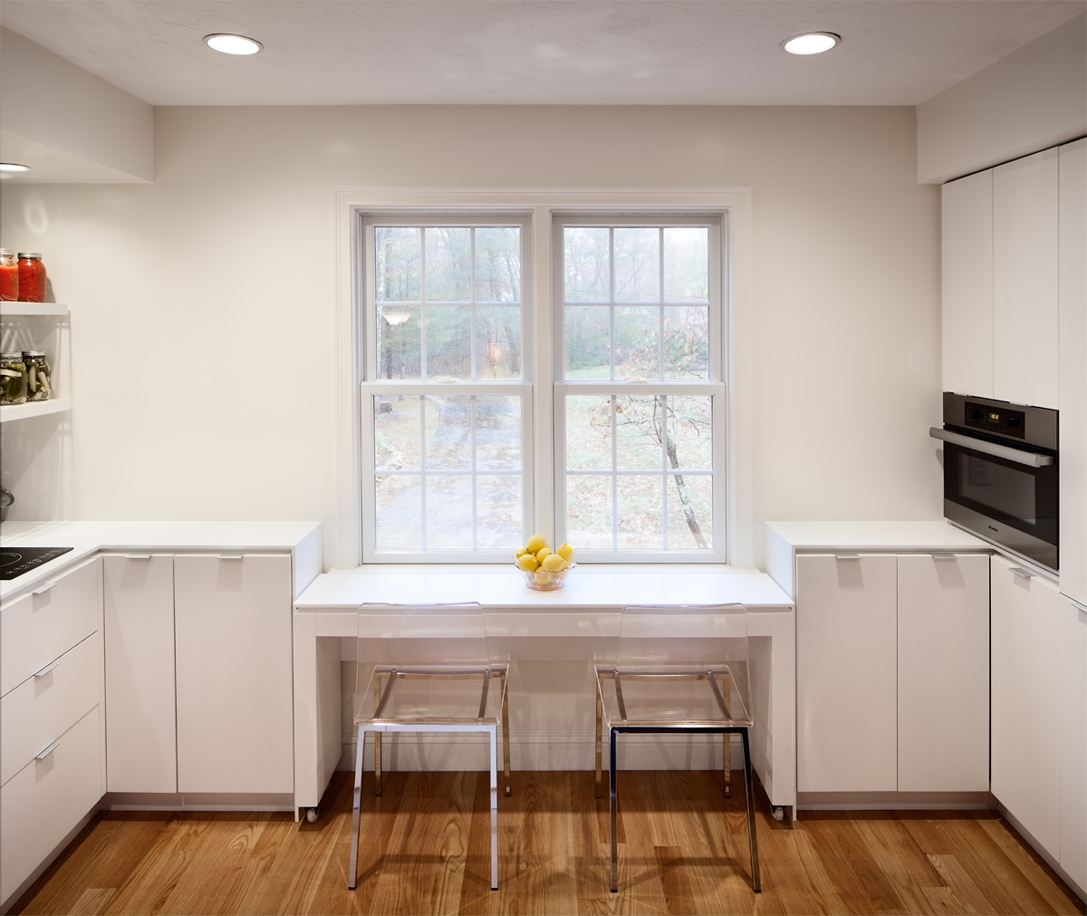 как можно использовать подоконник в кухне фото вам посчастливится найти