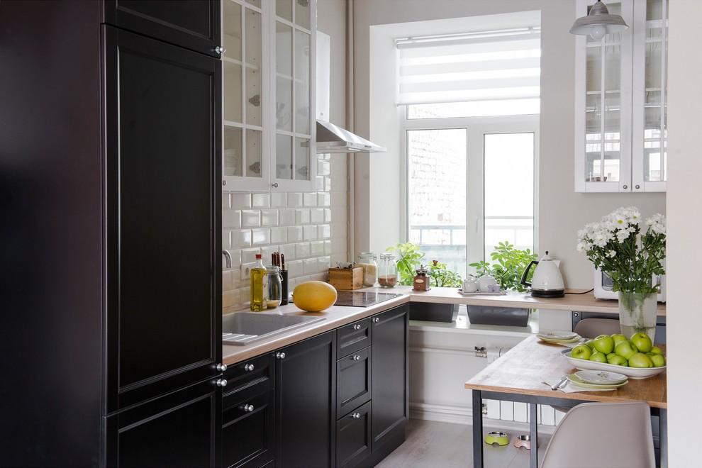 столешница вместо подоконника на кухне варианты оформления