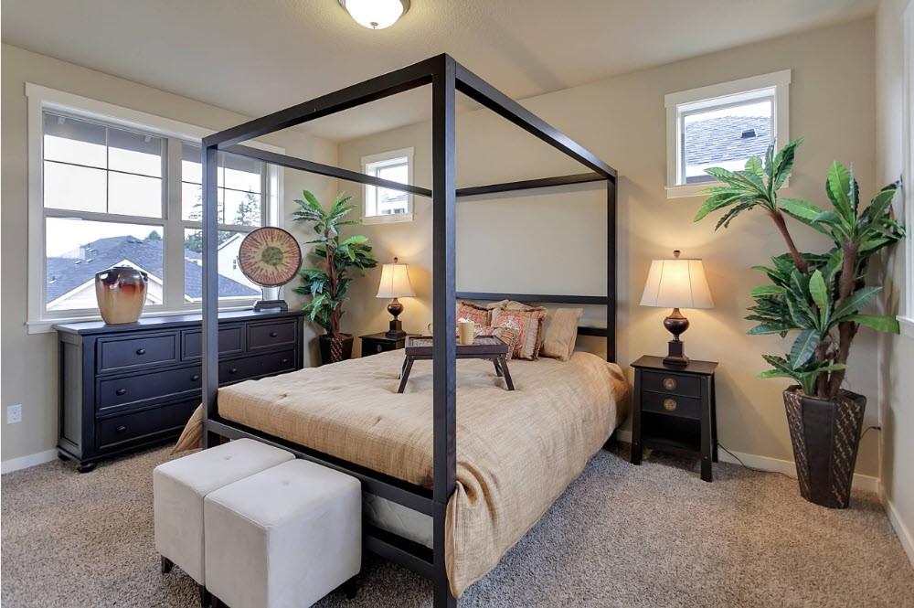 уютная спальня 16 кв метров
