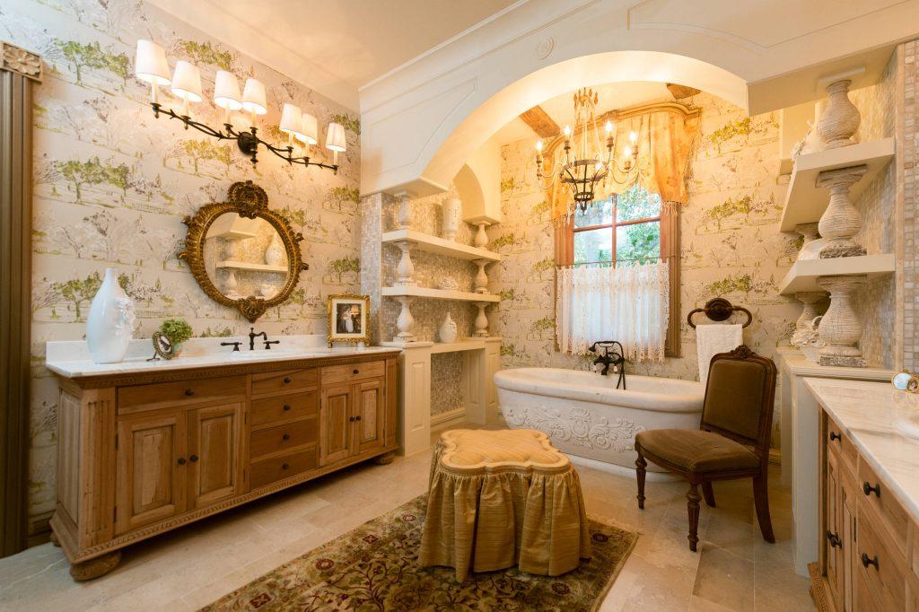зеркало для ванной идеи оформление