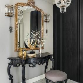зеркало в прихожей по фен шуй дизайн идеи