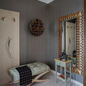 зеркало в прихожей по фен шуй декор