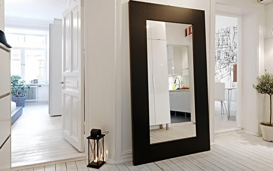 зеркало в прихожей по фен шуй идеи дизайна