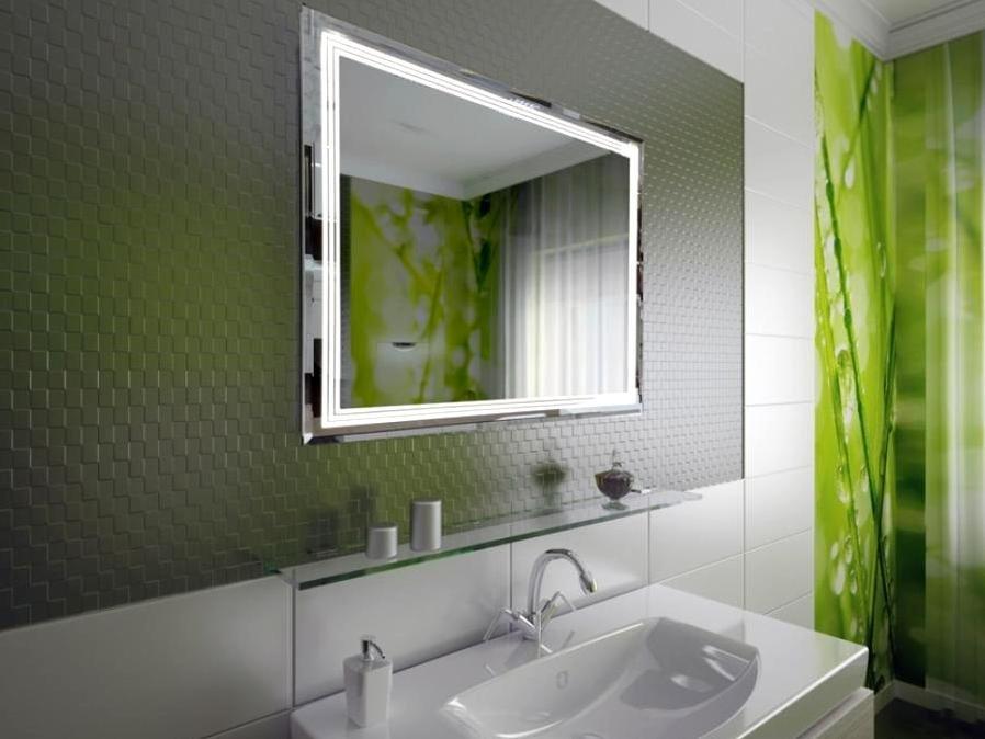 зеркало для ванной фото