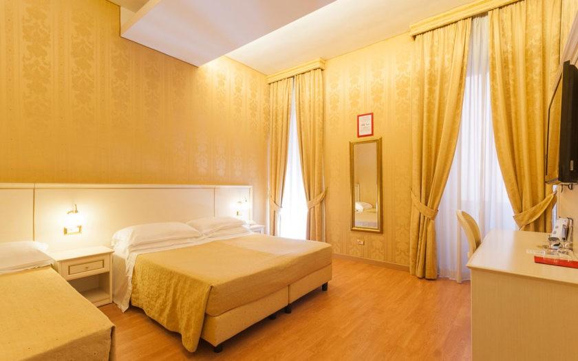 желтая спальня фото видов