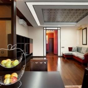 гостиная в восточном стиле идеи фото