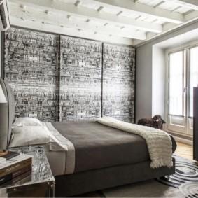 ковер в спальню дизайн