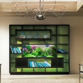 аквариум в квартире идеи виды
