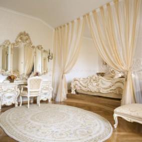 квартира в стиле барокко фото дизайна