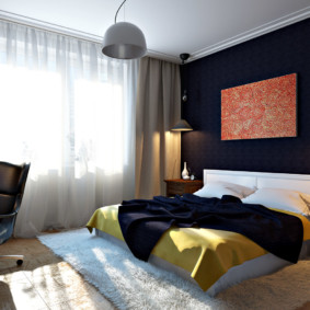бра в спальне над кроватью идеи интерьер