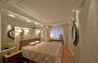 бра в спальне над кроватью фото дизайна