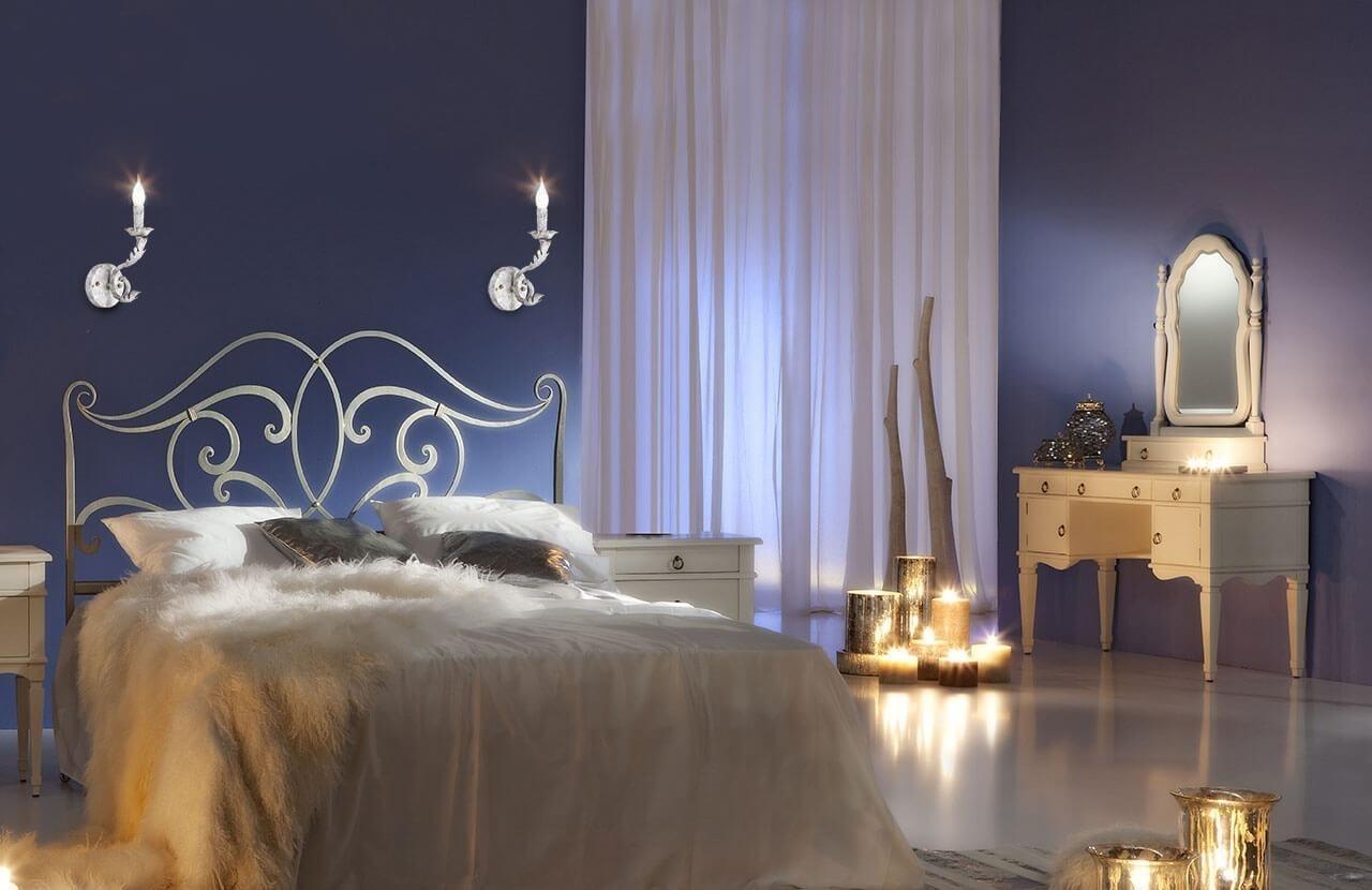 бра в спальне над кроватью идеи фото