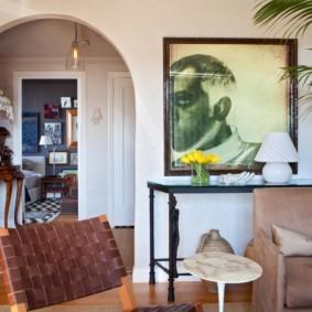 декоративные арки в квартире