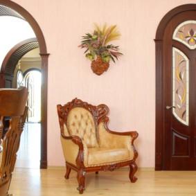 декоративные арки в квартире декор