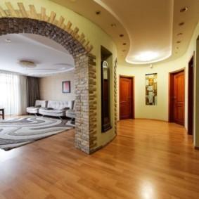 декоративные арки в квартире идеи фото