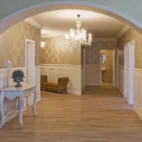 декоративные арки в квартире идеи интерьер