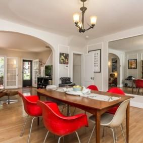 декоративные арки в квартире идеи интерьера