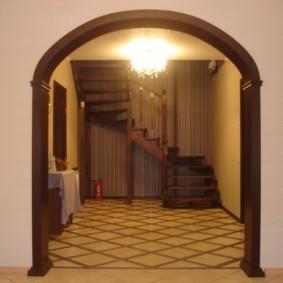 декоративные арки в квартире идеи оформление