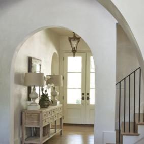 декоративные арки в квартире варианты