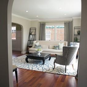 декоративные арки в квартире фото варианты