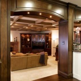 декоративные арки в квартире идеи вариантов