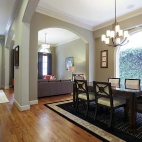 декоративные арки в квартире дизайн идеи
