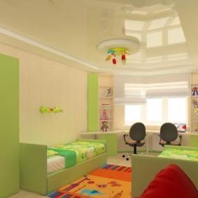 детская для разнополых детей дизайн идеи