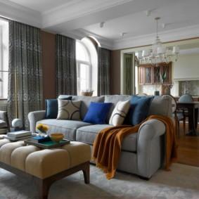 диван в гостиную фото дизайна