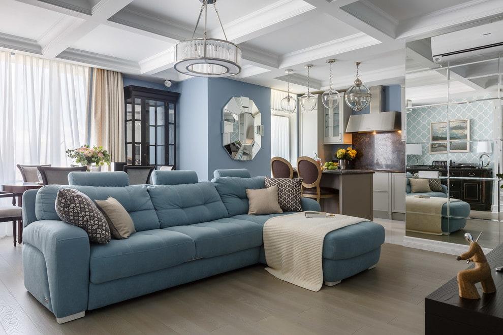 диван в гостиную угловой