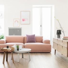 диван в гостиной идеи декор