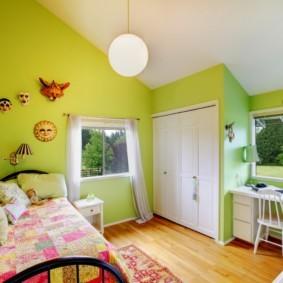 современная детская комната идеи оформления