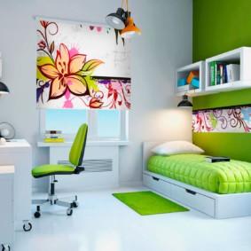 современная детская комната оформление идеи