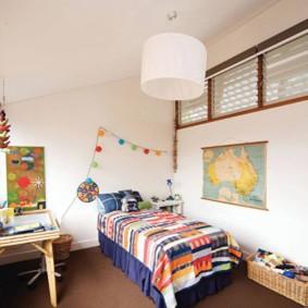 современная детская комната идеи дизайна